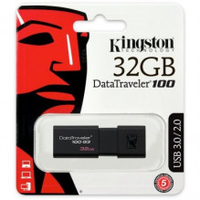 Atmintinė Kingston 32GB USB...
