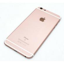 Galinis dangtelis iPhone 6S Plus pilkas (space grey) pilnas su šleifais ir baterija originalus (used Grade B)