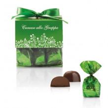 Šokoladiniai saldainiai...