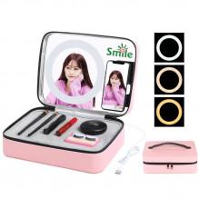 Puluz Make-up case with LED...