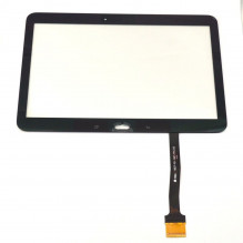 Samsung Galaxy Tab 4 10.1'' SM-T530 T535 lietimui jautrus ekranas juodos spalvos
