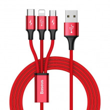 Baseus Rapid USB cable 3in1...