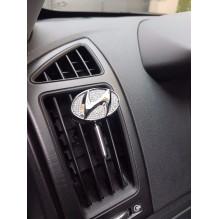 Su Austriškais Swarovskio kristalaisi HYUNDAI automobilio kvepalai, oro kondicionieriaus grotelėse
