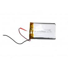 Universali GPS navigacijų baterija su dviem laidais