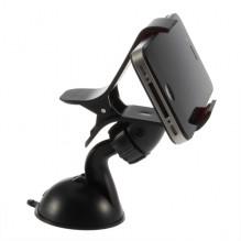 Universalus GPS navigacijų, telefonų, fotoaparatų bei kitų prietaisų laikiklis