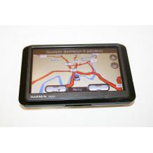 GARMIN Nuvi 255w NAUDOTA Navigacinė sistema automobiliams ir sunkvežimiams su naujausiais 2017 EU žemėlapiais