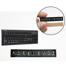 Lipdukai klaviatūrai su...