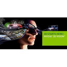 Naudoti Nvidia 3D vision...