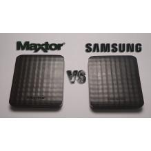 """Seagate, Maxtor M3 Portable, kietasis Išorinis diskas, 2.5"""", 2TB, USB3.0"""