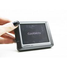 GARMIN Nuvi 250 navigacija automobiliams naudota su naujausiais žemėlapiais