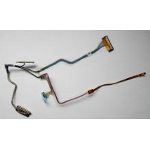 """Dell Latitude E6500 Screen LCD VGA Cable ( 15.4"""" Screen ) DC02000HT1L šleifas"""