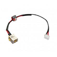 Acer Aspire M5 M5-581T įkrovimo lizdas su laidu