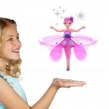 "MAGIŠKA Skraidanti lėlė fėja ""Flying fairy"", LED šviesos. Puiki DOVANA!"