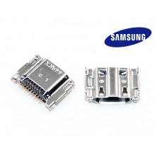 SAMSUNG Galaxy Tab4 SM-T700, T705C, T800, T805 telefono Micro USB krovimo lizdas / jungtis