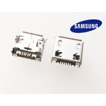 SAMSUNG Galaxy Nexus I9250, C3312, C3330, C3350 telefono Micro USB krovimo lizdas / jungtis