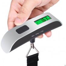 Elektroninės svarstyklės lagaminams iki 50 kg.