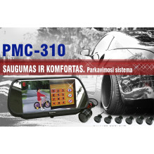 PMC-310 Parkavimo sistema...