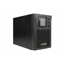 UPS Online Green Cell MPII with LCD display 1000VA