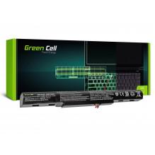 Green Cell Battery for Acer Aspire E 15 E15 E5-575 E 17 E17 E5-774 / 14,4V 2200mAh