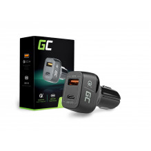 Green Cell In-car Charger...