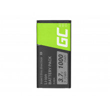 Green Cell KAB4 Phone Battery for Kazam Life B4 Maxcom MM720