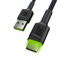 Cable Green Cell Ray USB...