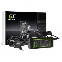 AC Adapter  Green Cell PRO 19V 3.42A 65W for Asus F553 F553M F553MA R540L R540S X540S X553 X553M X553MA ZenBook UX303L