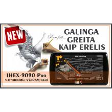 IHEX-9090 Pro NAUJOS KARTOS...