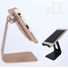 Aliuminis Z4A Telefono, planšetės laikiklis, stovas