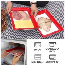 Šviežio maisto laikymo dėklas