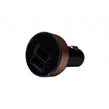 Universalus skaitmeninis LED automobilinis 12V-24V USB kroviklio adapteris telefonams, planšetėms, kitiems įrenginiams