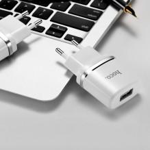 HOCO Smart C11 1.0A USB 2.0 Universalus tinklo navigacijos, telefono, Iphone, kitų įrenginių kroviklis