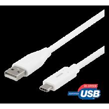 USB Type-C DELTACO įkrovimo...