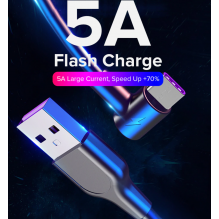 5A USB Type-C Quick Charge Cable for Huawei P30 P20 Mate 20 Pro