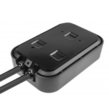 Wallbox GC EV PowerBox 22kW charger with Type 2 socket for charging electric cars and Plug-In hybrids