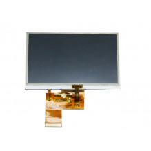"""5.0"""" 480x272 px. GPS universalus ekranas su lietimui jautriu ekranu"""