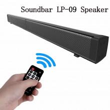 Sound Bar LP-09 Bluetooth belaidė kolonėlė kino sistema
