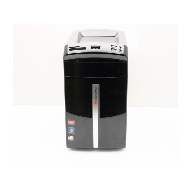 Naudotas stacionarus Packard Bell iMedia 6720 kompiuteris HDD 1.5TB / 8GB RAM /AMD ATHLON II X3
