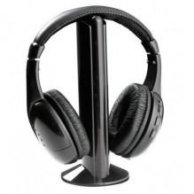Bevielės ausinės su FM radiju TITANUM TH110