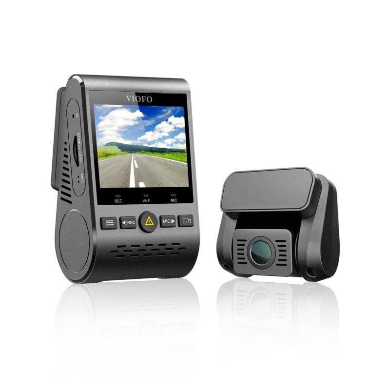 Viofo A129Duo su GPS