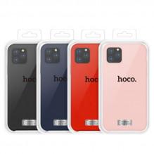 """Dėklas """"Hoco Pure Series"""" Apple iPhone 11 Pro Max mėlynas"""