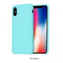 """Dėklas """"Hoco Pure Series"""" Apple iPhone X žydras"""