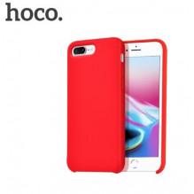 """Dėklas """"Hoco Pure Series"""" Apple iPhone XS Max raudonas"""
