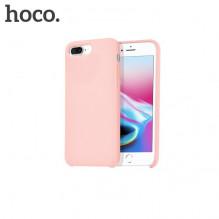 """Dėklas """"Hoco Pure Series"""" Apple iPhone XS Max rausvas (pink)"""