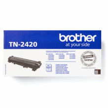 OEM kasetė Brother Cartridge TN-2420 Black (TN2420)