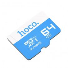 Atminties korta Hoco MicroSD 64GB (class10)