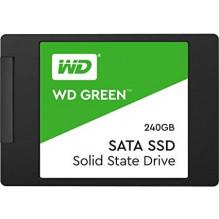 Kietasis diskas SSD WD Green 120GB (6.0Gb / s) SATAlll 2,5