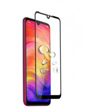 """LCD apsauginis stikliukas """"5D Full Glue"""" Xiaomi Mi 10 5G/Xiaomi Mi 10 Pro 5G lenktas juodas 0.18mm be įpakavimo"""