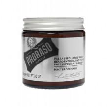 Beard Exfoliating Scrub Mėtų ir rozmarinų aromato barzdos šveitiklis, 100ml