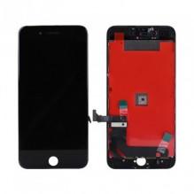 Ekranas iPhone 8 Plus su lietimui jautriu stikliuku juodas Premium